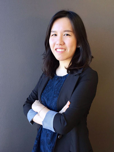Financial Advisor, Markham Ontario, Michelle Lo